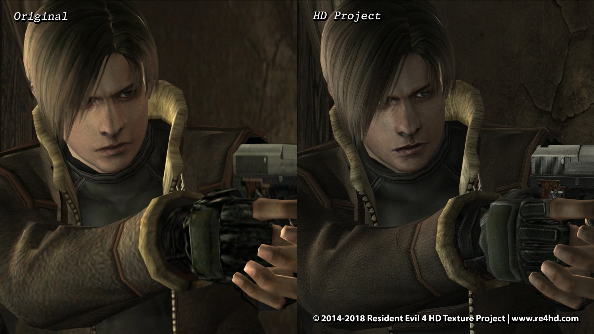Resident Evil 4 HD Texture Project   Too Far Gone