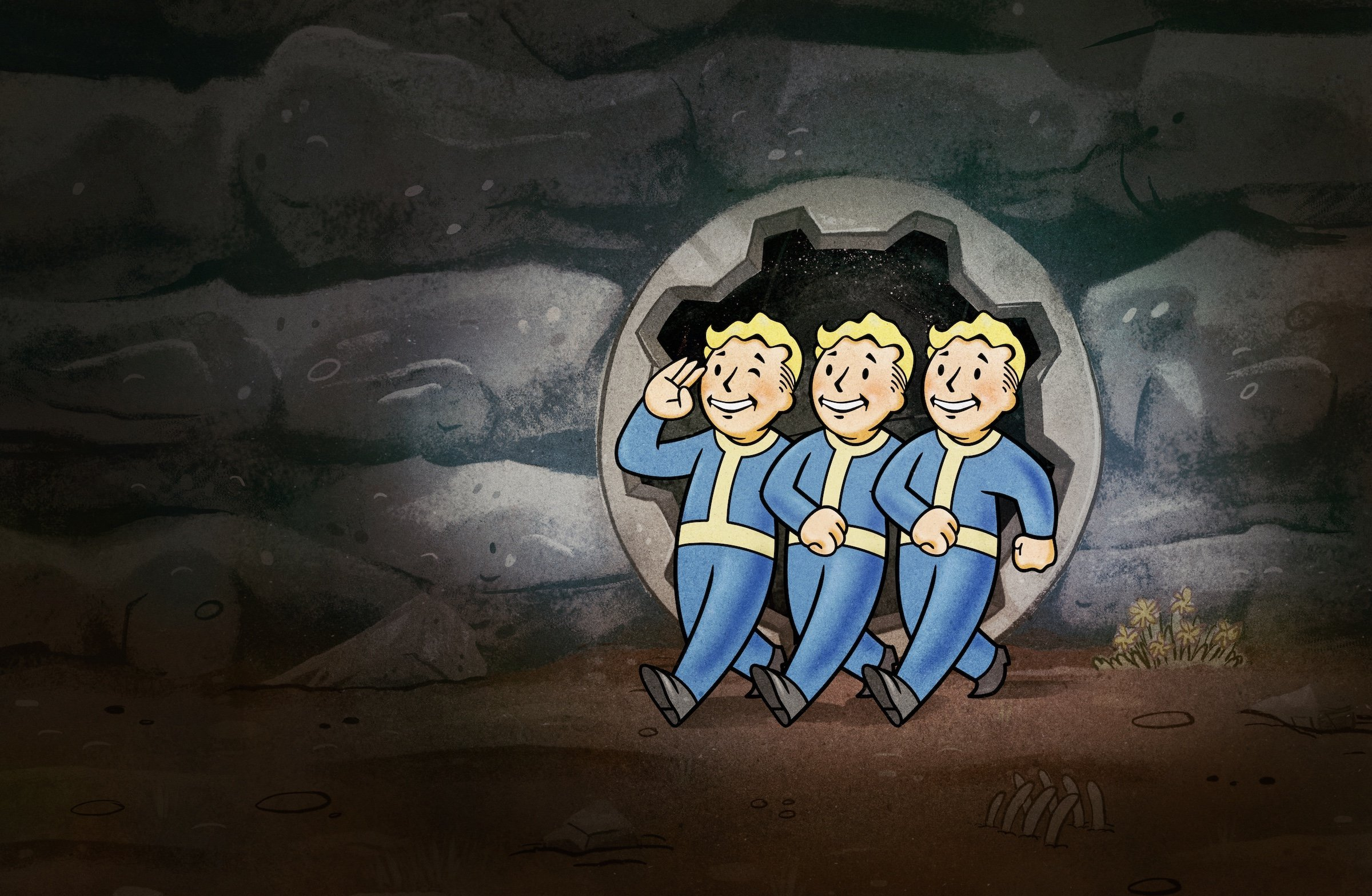 Fallout 76 Art | Too Far Gone